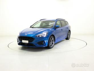 FORD Focus 1.0 EcoBoost 125 CV automatico SW ST