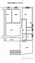 Appartamento con terreno a Pergola