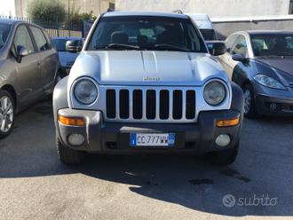Jeep cherokee 2^ serie 2.5 crd limited - 10/2002