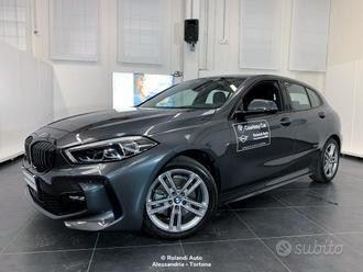 BMW Serie 1 116d Msport auto