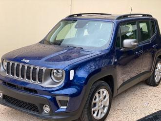 Jeep renegade 1.0bz limited nuova 2020