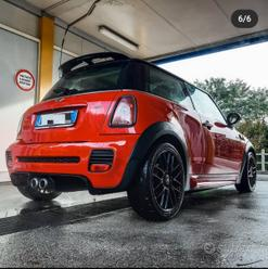 Mini Cooper s 1.6 turbo jcw
