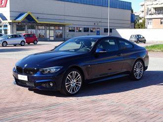 BMW Serie 4 Coupé 420d xDrive Coupé Msport