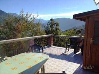 Valtellina splendido appartamento con vista super