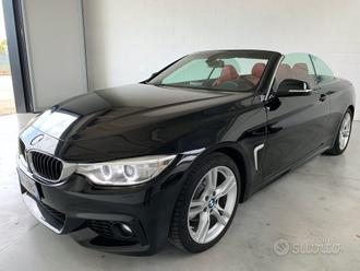 BMW 420 d Cabrio Msport Aut.