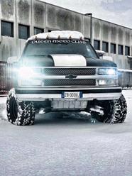 Pick-up Chevrolet Silverado V8 5.7 Benzina