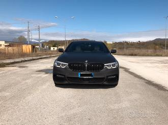 BMW G30 530XD Msport 2017