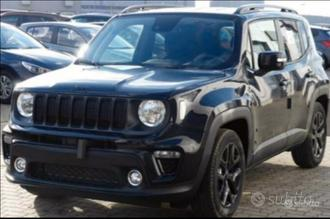 Jeep renegade night eagle 1.0 120 cv GPL KM0 Nuova
