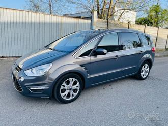 FORD S-Max Bs - 2013 UNICO PROPRIETARIOOO 7 POSTI