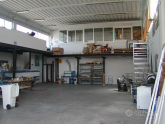 Capannone artigianale o magazzino