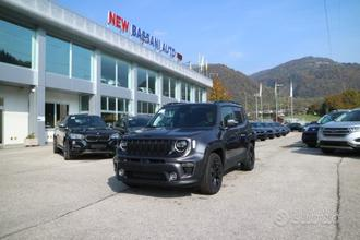 """JEEP Renegade 1.0 T3 Limited BLACK PACK! 18"""" LED"""