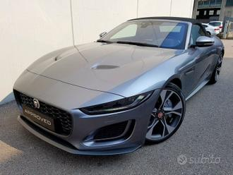 Jaguar F-Type 2.0 aut. Convertibile First Edition