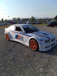 BMW M3 da pista