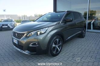 Peugeot 5008 2nd serie BlueHDi 120 S&S GT Line