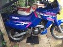 Yamaha XTZ 660 - 1993