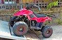 Nuovo Quad MAXI Jambo 110cc R6 ROSSO Metallico
