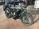 Moto Guzzi Superalce 500 cc. d'epoca (1983)