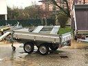 Carrello Rimorchio patente B Biasse 750 kg