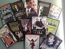 Lotto di 12 film in dvd