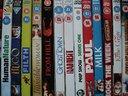 Blocco 40 DVD originali vario genere GB/USA