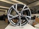 Cerchi Audi raggio 19 OMOLOGATI cod.134554