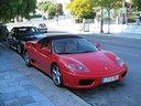 Capote Ferrari 360 Modena 99-05