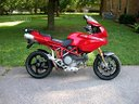Ducati Multistrada 1000 - 2005