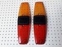 Plastica fanalino ford transit 77 - 80 post.dx e s