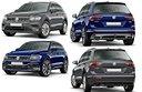 Ricambi NUOVI Volkswagen Tiguan dal 2016 in poi