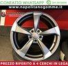 Cerchi Audi Rs3 18 pollici A3 A4 A5 A6 Q2 Q3 Q5 8p