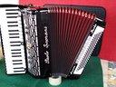 Fisarmonica paolo soprani 120 bassi 5/5 cassotto
