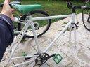 Telaio di bici scatto fisso single speed