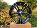 Cerchi bmw 437 m black made in germany 17 18 19 20
