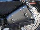 Mono Borsa Laterale Pelle Harley Davidson Telaio S