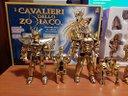 Cavalieri dello zodiaco vintage