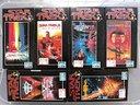 STAR TREK in VHS - 6 Film