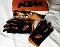 Guanti moto KTM cross enduro motard Uomo Donna