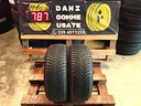 2-gomme-usate-215-60-16-invernali-90-michelin
