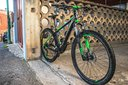 Mtb cube attention sl 27.5 mountain bike nera verd
