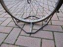 Cavalletto/espositore epoca per bici richiudibile