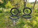 Surly Pugsley OPS Fat Bike mtb taglia M