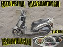 KYMCO PEOPLE S 300i ANNO 2012 2008-2012 x RICAMBI