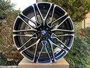 CERCHI 21 22 BMW X5 X6 818 M MADE IN GERMANY
