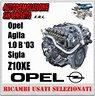 motore-opel-agila-1-0-b-03-sigla-z10xe