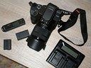 Sony A6400 testata KIT Power Grip Micro Stereo GAR