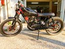 Cagiva 125 Cafe racer