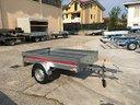 Rimorchio Sy 750Kg porta cose 202x120cm