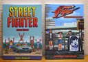 Libri STREET FIGHTER e THE KING OF FIGHTERS