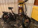 """Bici fat 20"""" elettrica 250w nuova"""