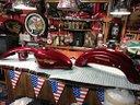 Carrozzeria Harley-Davidson Sportster Burgundy